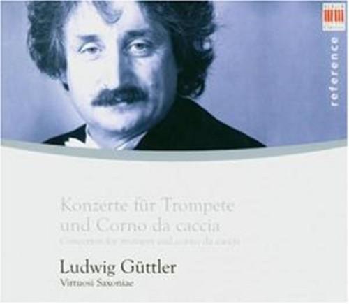 Concerto for Trumpet & Horn