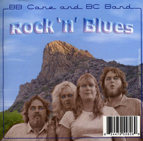 BB Cane & BC Band Rock N Blues