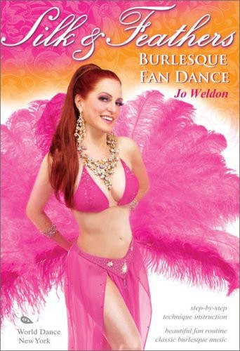 Silk and Feathers: Burlesque Fan Dance