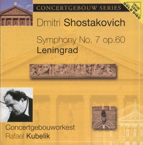 Shostakovich: Sym No 7