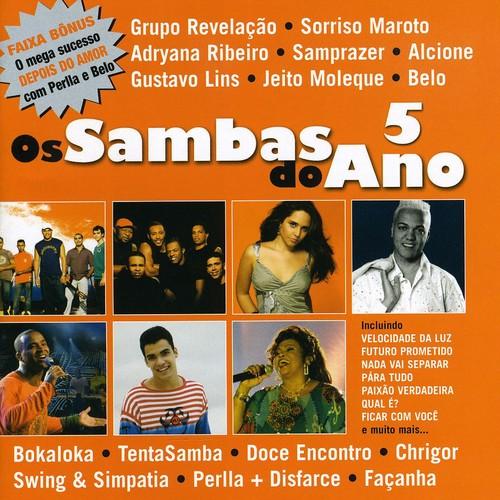 Os Samba Do Ano 5 /  Various [Import]