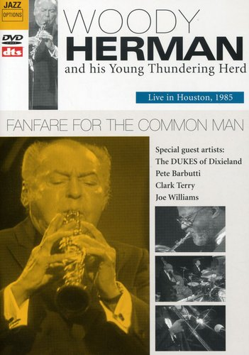 Fanfare for the Common Man [Import]