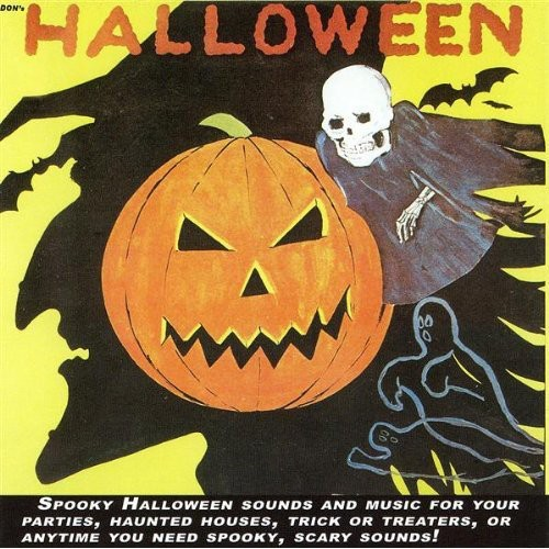 Dons Halloween Sounds - Don's Halloween Sounds
