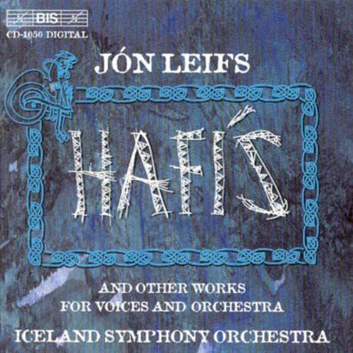 Hafis: Drift Ice /  Mixed Chorus & Orch /  2 Songs