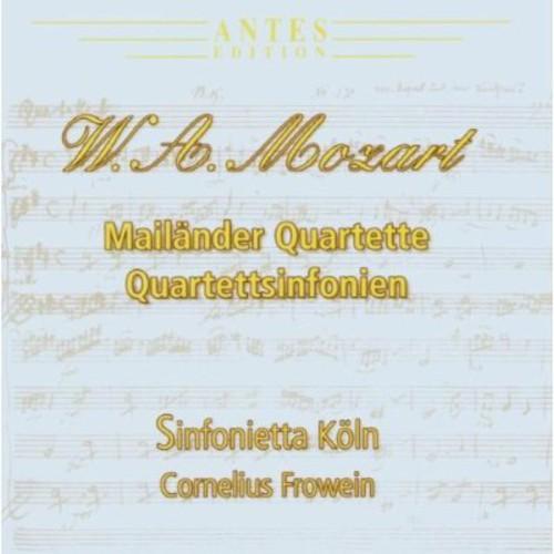 Mailander Quartette