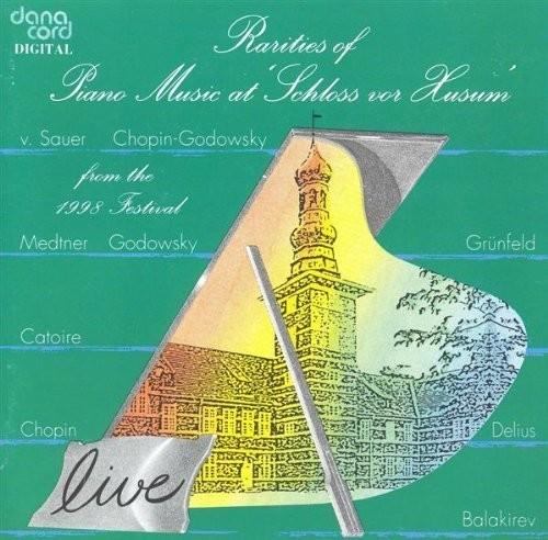 Rarities of Piano Music at Schloss Vor Husum 1998
