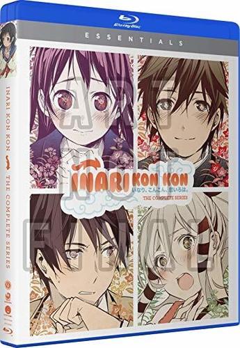 Noami Ozora - Inari Kon Kon: Complete Series (2pc) / (2pk)
