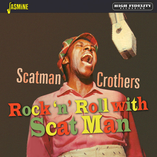 Scatman Crothers - Rock N Roll With Scat Man (Uk)