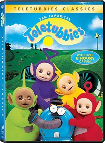 Teletubbies: 20th Anniversary Best of the Best Classic Episodes