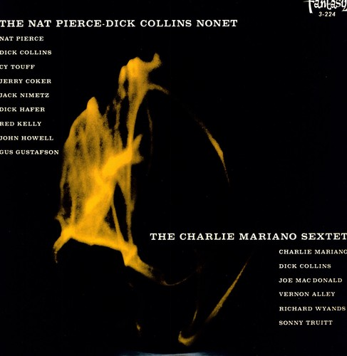 Pierce/Collins/Mariano - Nat Pierce Dick Collins Nonet