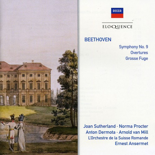Eloquence: Beethoven - Symphony No 9 /  Overtures