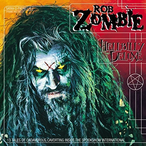 Rob Zombie - Hellbilly Deluxe [LP]