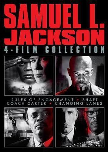 Samuel L. Jackson 4-Film Collection