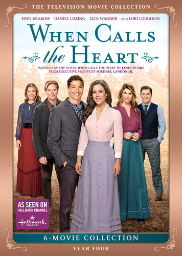 When Calls the Heart: The Television Movie Collection Year Four