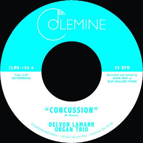 Delvon Lamarr Organ Trio - Concussion / Memphis