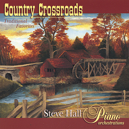 Steve Hall - Country Crossroads