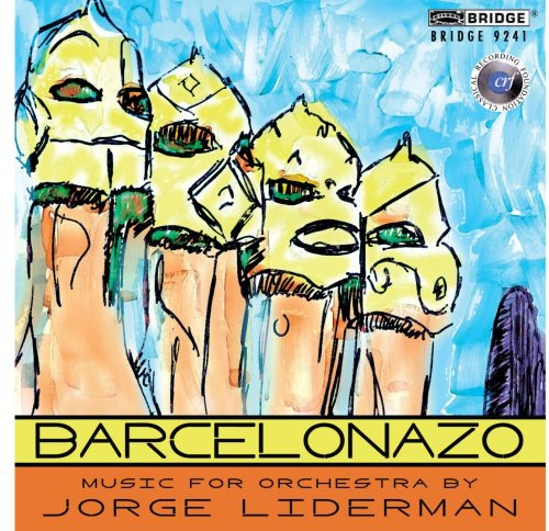 Music of Jorge Liderman