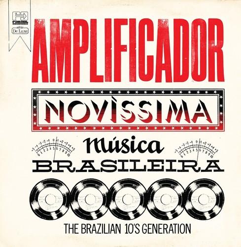 Amplificador: Novissima Musica Brasileira /  Var