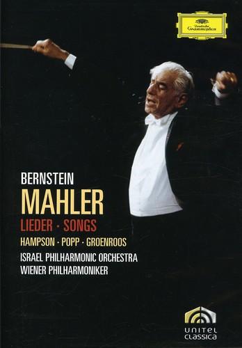 Bernstein: Mahler Lieder /  Songs [Import]