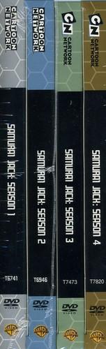Samurai Jack: The Complete Seasons 1-4