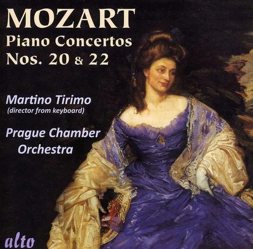 Piano Concertos Nos. 20 & 22