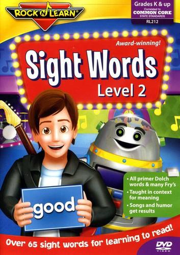 Rock N Learn: Sight Words Level 2
