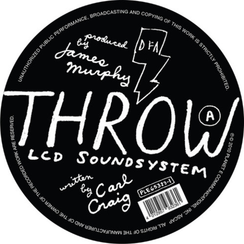 Lcd Soundsystem / Paperclip People - Throw