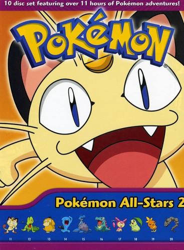 Pokémon All Stars Box Set 2