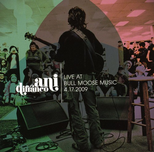 Ani DiFranco - Live at Bull Moose 4-17-2009