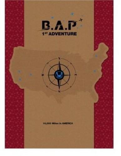 B.A.P 1st Adventure: 10,000 Miles in America [Import]