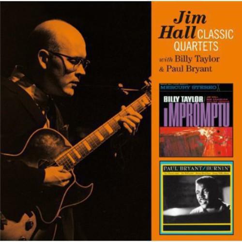 Jim Hall - Classic Quartets-Impromptu + Burnin'