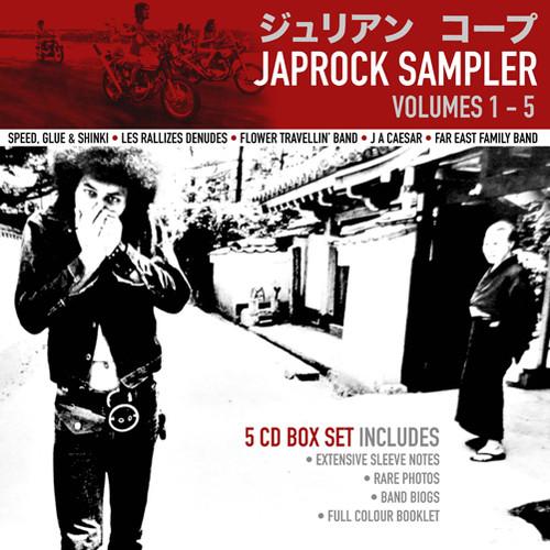 Japrock Sampler Volumes 1-5