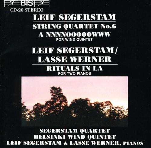 String Quartet 6 /  Rituals for 2 Pianos