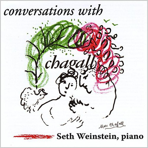 Converstations with Chagall