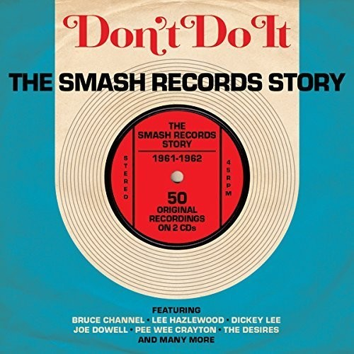 Don't Do It: Smash Records Story 1961-62 [Import]