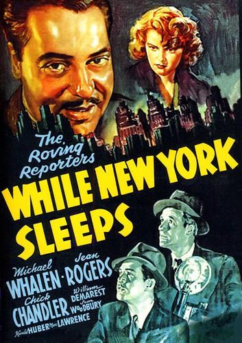 While New York Sleeps