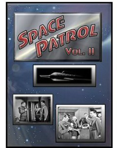 Space Patrol TV Show 2