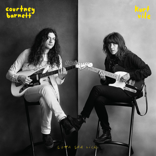 Courtney Barnett & Kurt Vile - Lotta Sea Lice [LP]