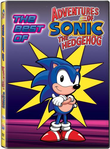 Sonic the Hedgehog: Best of Adventures of Sonic