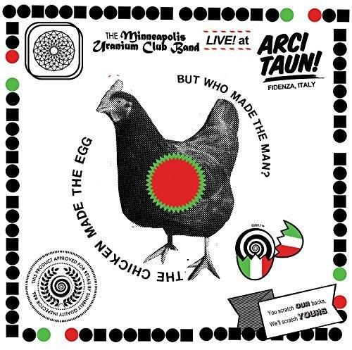 Uranium Club - Live At Arci Taun [LP]