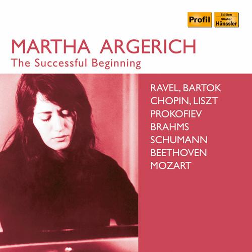 Martha Argerich - Succesful Beginning