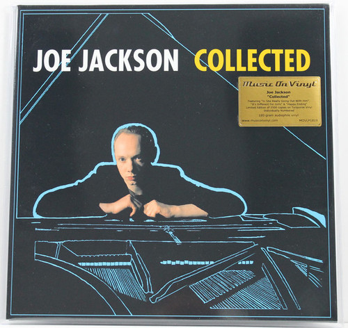 Joe Jackson - Collected [Colored Vinyl] (Gate) [Limited Edition] [180 Gram] [Remastered]