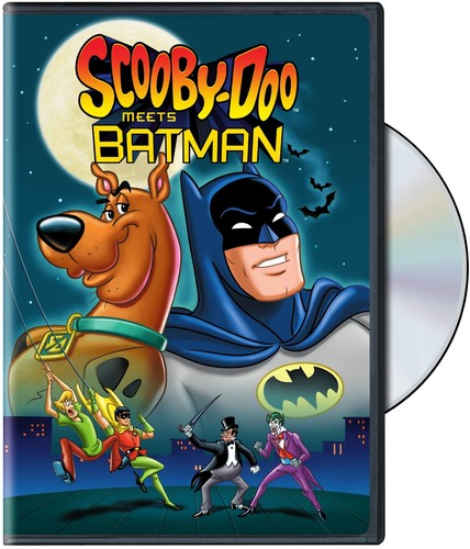 Scooby Doo Meets Batman Full Frame Subtitled Dubbed Repackaged On