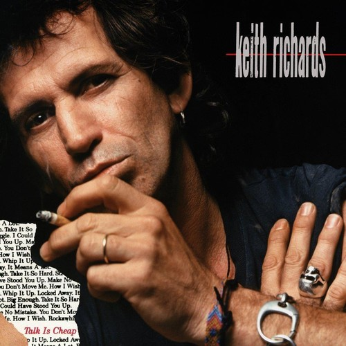 Keith Richards - Talk Is Cheap: 30th Anniversary Edition [LP]