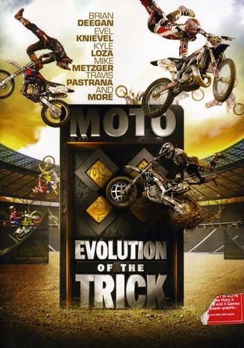 Evolution Of The Trick: Moto X