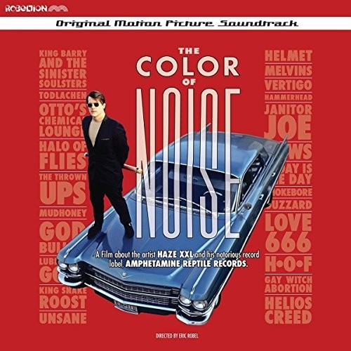 - Color of Noise: The Amphetamine Reptile Records Story Soundtrack Volume 1