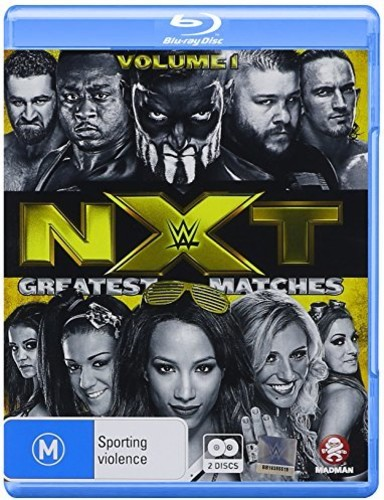 WWE: NXT's Greatest Matches: Volume 1 [Import]