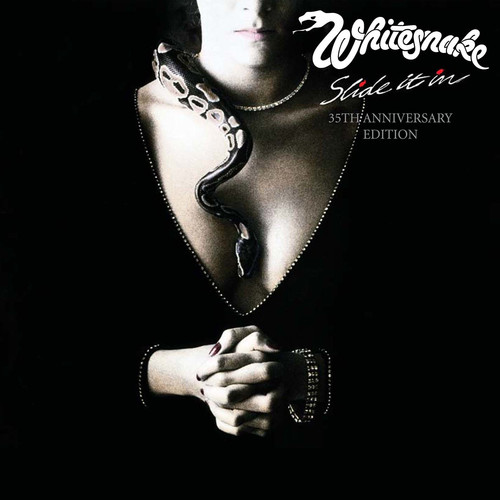 Whitesnake - Slide It In: 35th Anniversary Edition [Deluxe 2CD]
