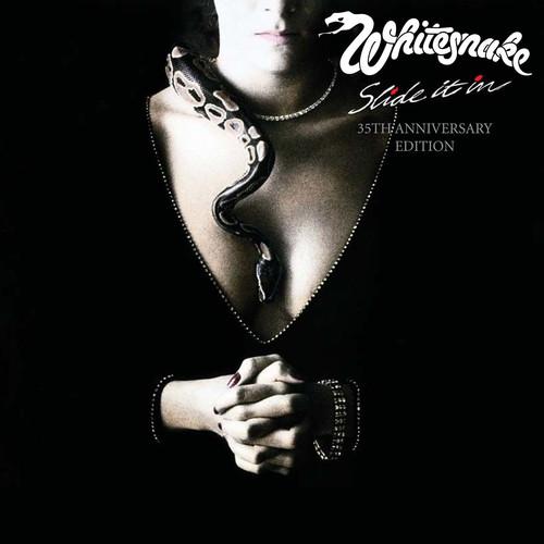 Whitesnake - Slide It In: 35th Anniversary Edition [Deluxe 2CD]