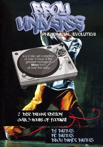Bboy Universe: Phenomenal Evolution